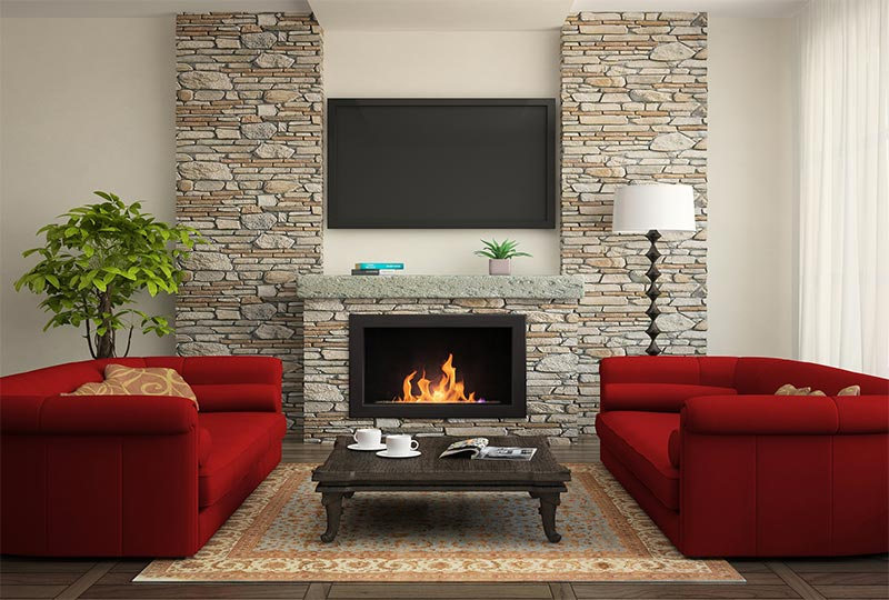 should you mount a tv over the fireplace pros cons 30 tables. Black Bedroom Furniture Sets. Home Design Ideas