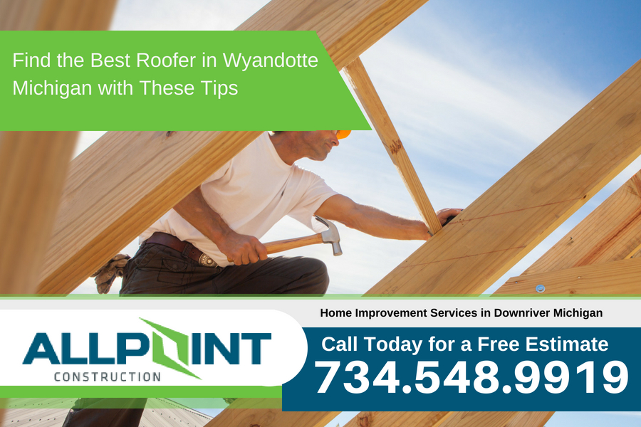 Find the Best Roofer in Wyandotte Michigan with These Tips
