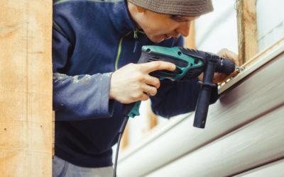 Downriver MI Vinyl Siding Install
