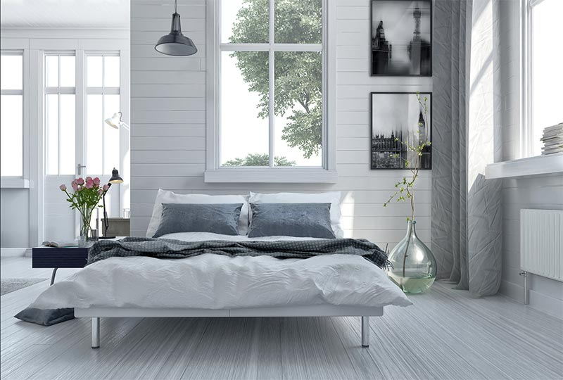 5 ways to make a room look bigger - Paint colors to make a room look bigger ...