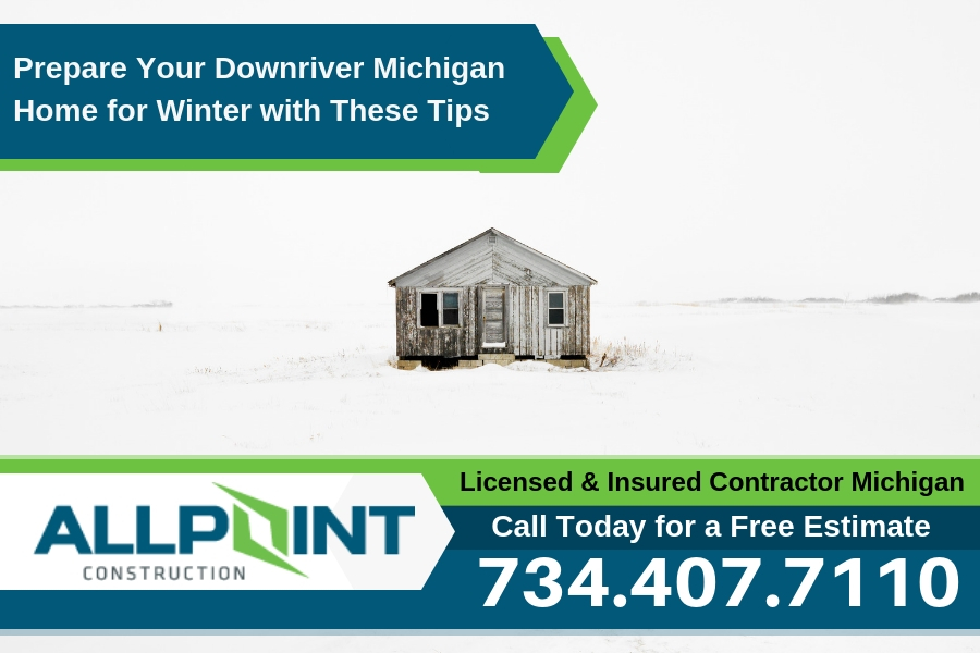 Prepare Your Downriver Michigan Home for Winter with These Tips