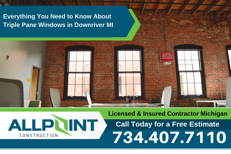 Everything You Need to Know About Triple Pane Windows in Downriver Michigan