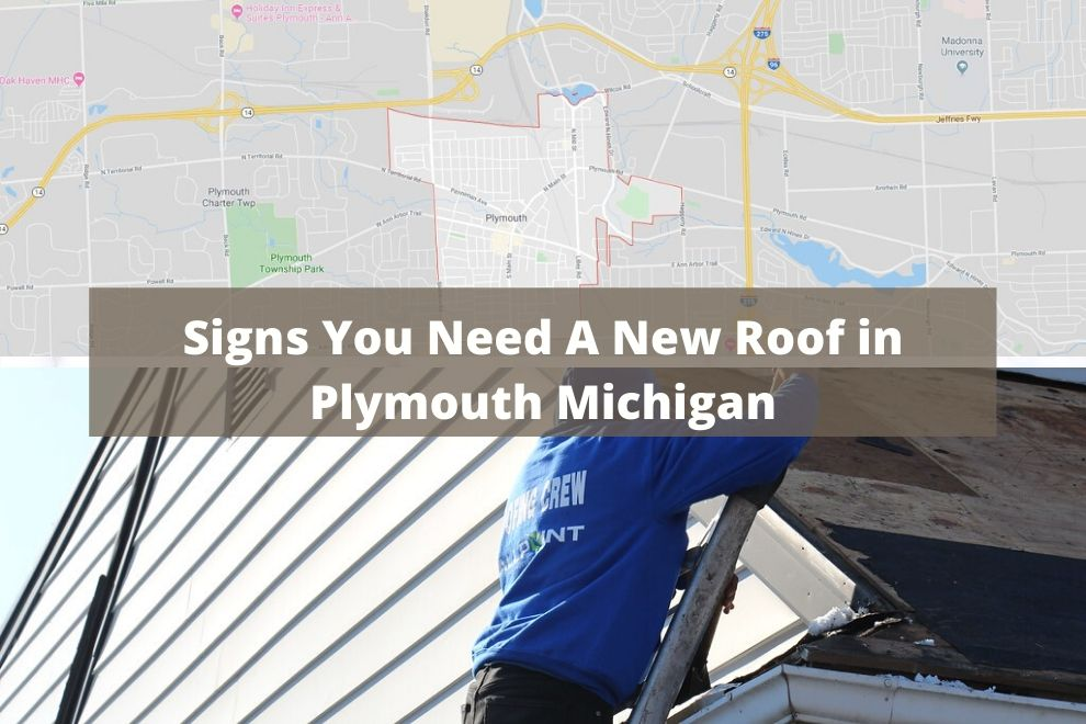 Roof Replacement Plymouth MI