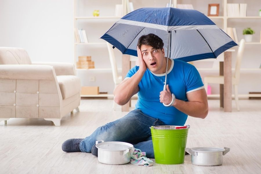 Here's What To Do When Your Roofing in Canton Michigan is Leaking