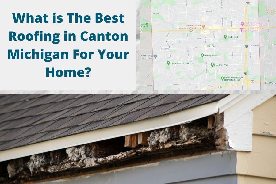 Roofing in Canton Michigan