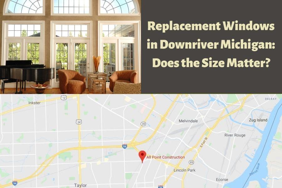 Energy Efficient Windows Downriver MI