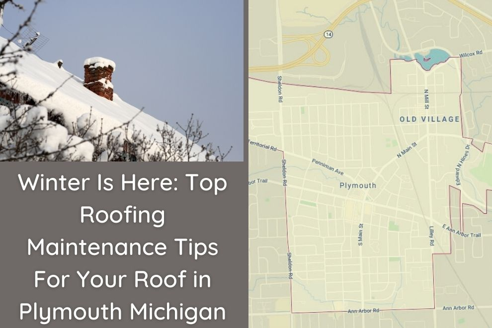 Plymouth MI Roofing
