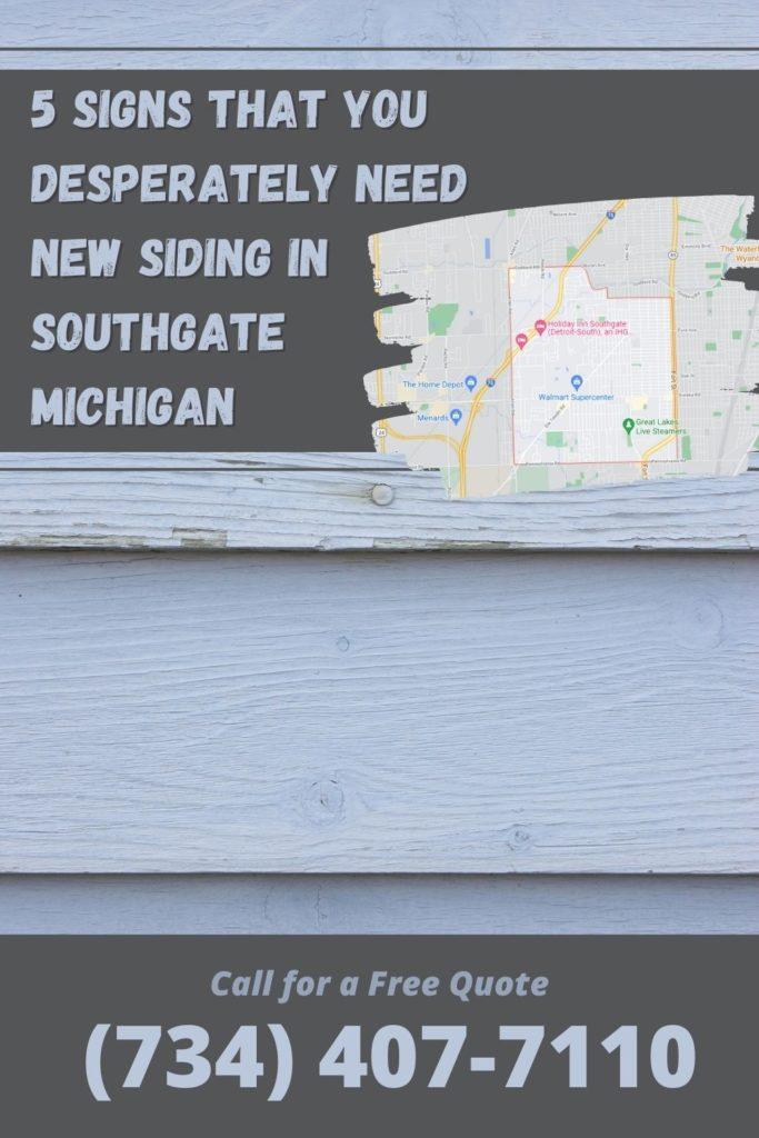 Siding Contractor Southgate MI