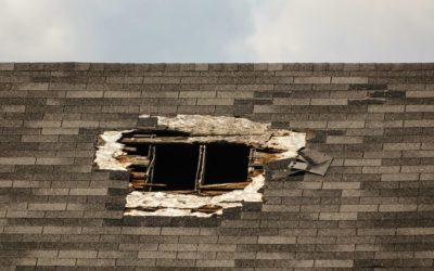 What Type Of Damage Can Happen To Your Home's Roofing in Canton Michigan?